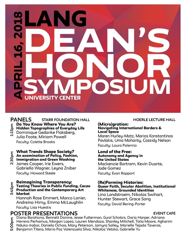Deans_Honor